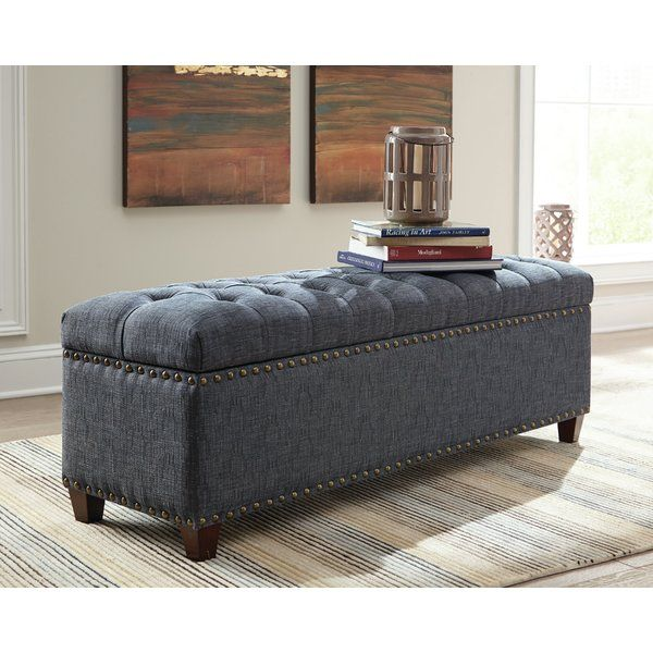 Best You Ll Love The Storage Bench At Birch Lane With Great 640 x 480