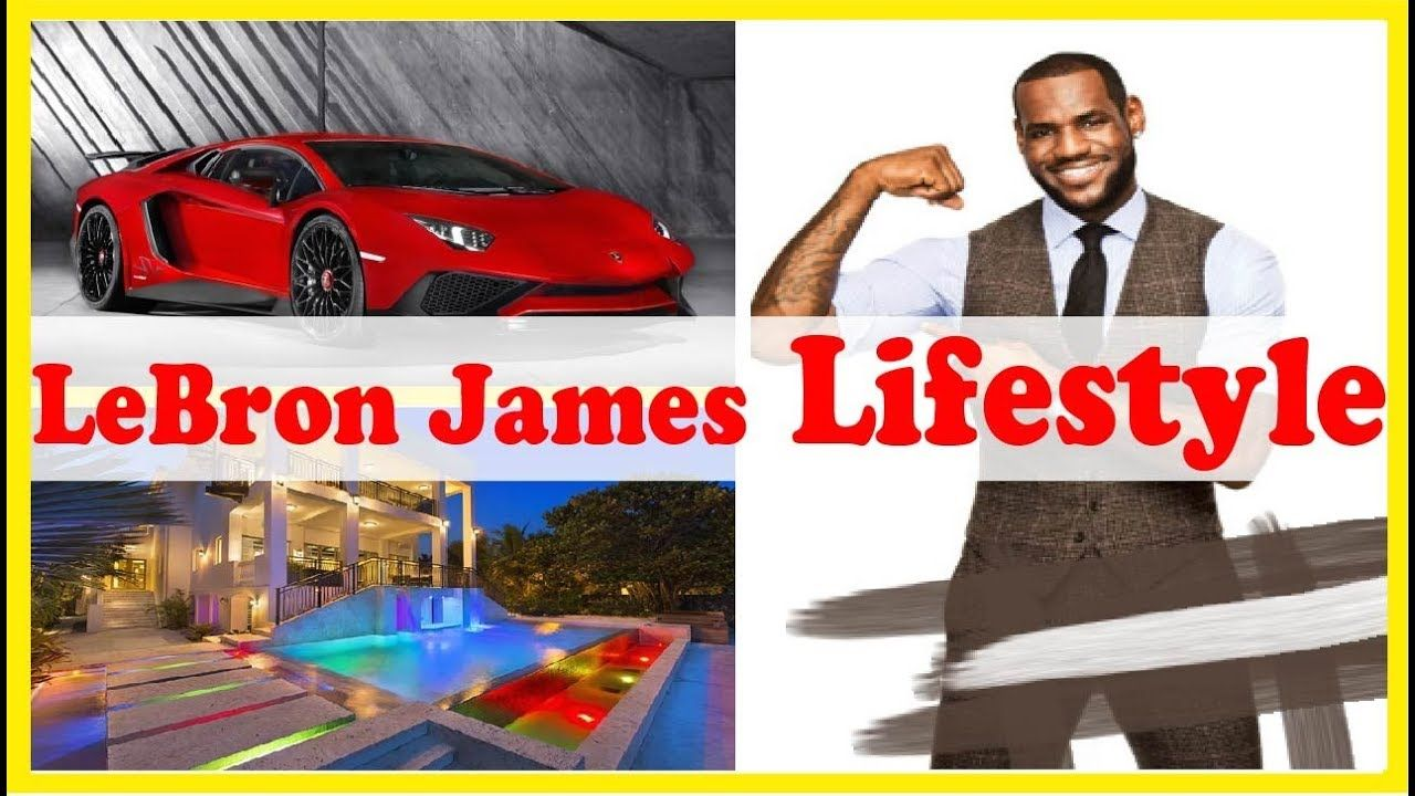 LeBron James Lifestyle 2017 ★ Net Worth ★ Biography ★ Home