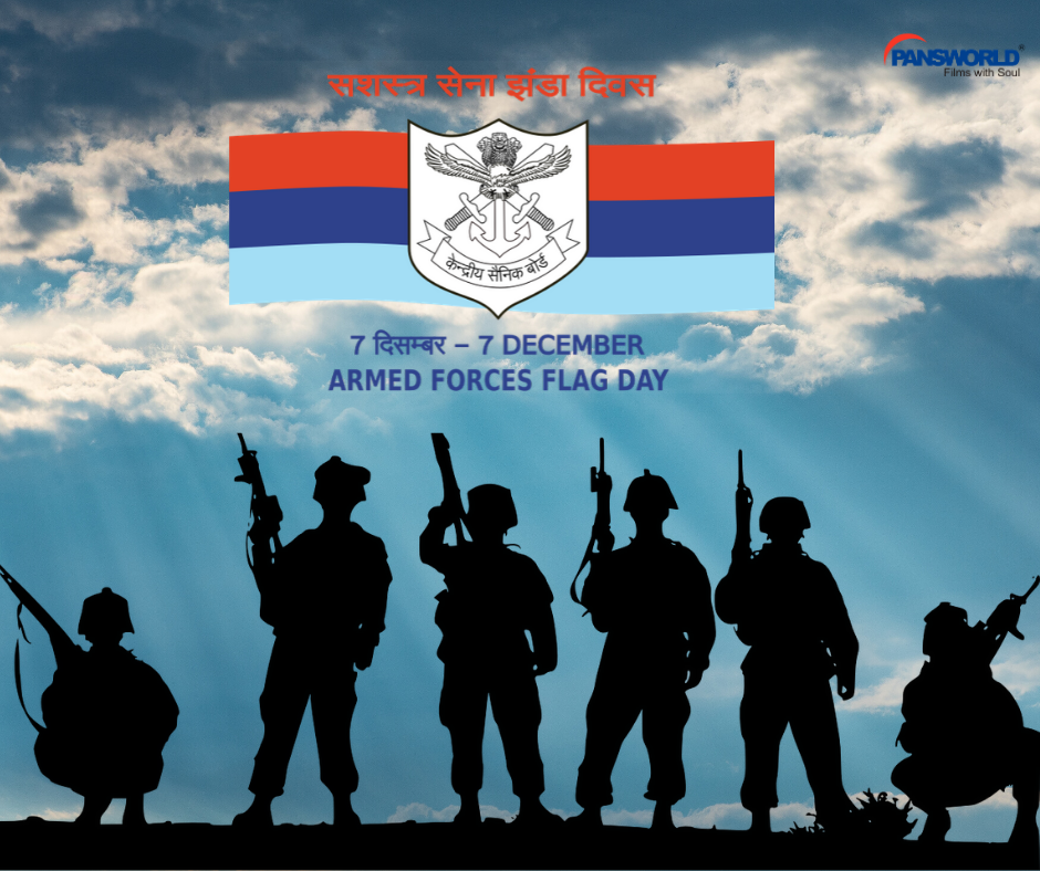 Indian Armed Forces Flag Day Is A Reminder That We Also Have Our Duties To Do Towards Our Armed Forces Armedforcesfla Armed Forces Flag Day Armed Forces Day