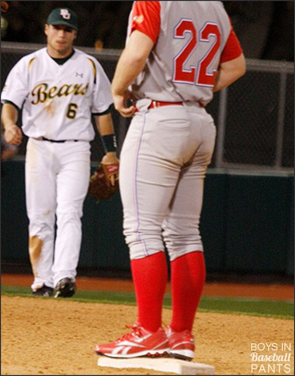 Hot baseball pants