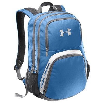 f7bfdb4597 UA PTH Victory Backpack by Under Armour in Carolina Blue-White  54.99