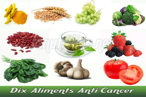 Dix Aliments Anti Cancer comme Raisin,Tomates,Thé vert,Baies aider de la résistance cancer-Dix Aliments Anti Cancer