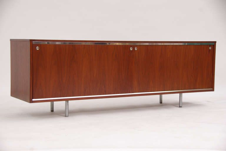 pretty inspiration modern credenza. Vintage Herman Miller Credenza by George Nelson  From a unique collection of antique and modern