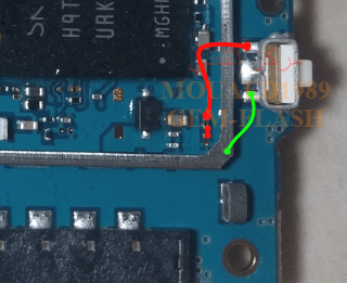 Samsung Galaxy J2 Power On Off Key Button Switch Jumper Ways