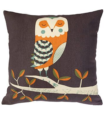 Подушка декоративная Wild Life - Owl