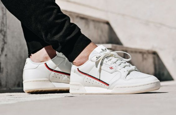 new product 507e7 8f292 On-Feet Images Of The adidas Continental 80 After officially introducing  the adidas Continental 80