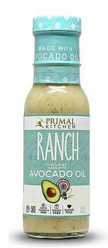 c4577cff4 Primal Kitchen Dressing & Marinade Made with Avocado Oil Paleo Ranch ...