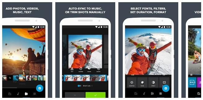 Top 10 Best Android Video Editor Free Paid Aplikasi Edit Video Android Video Video Editing Apps