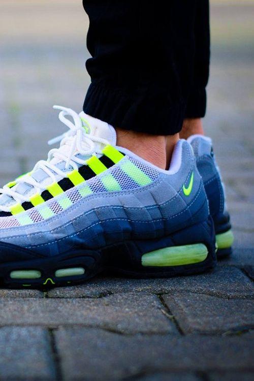 6233d2dbc6 Nike Air Max 95 | Kicks in 2019 | Nike Shoes, Shoes sneakers ...