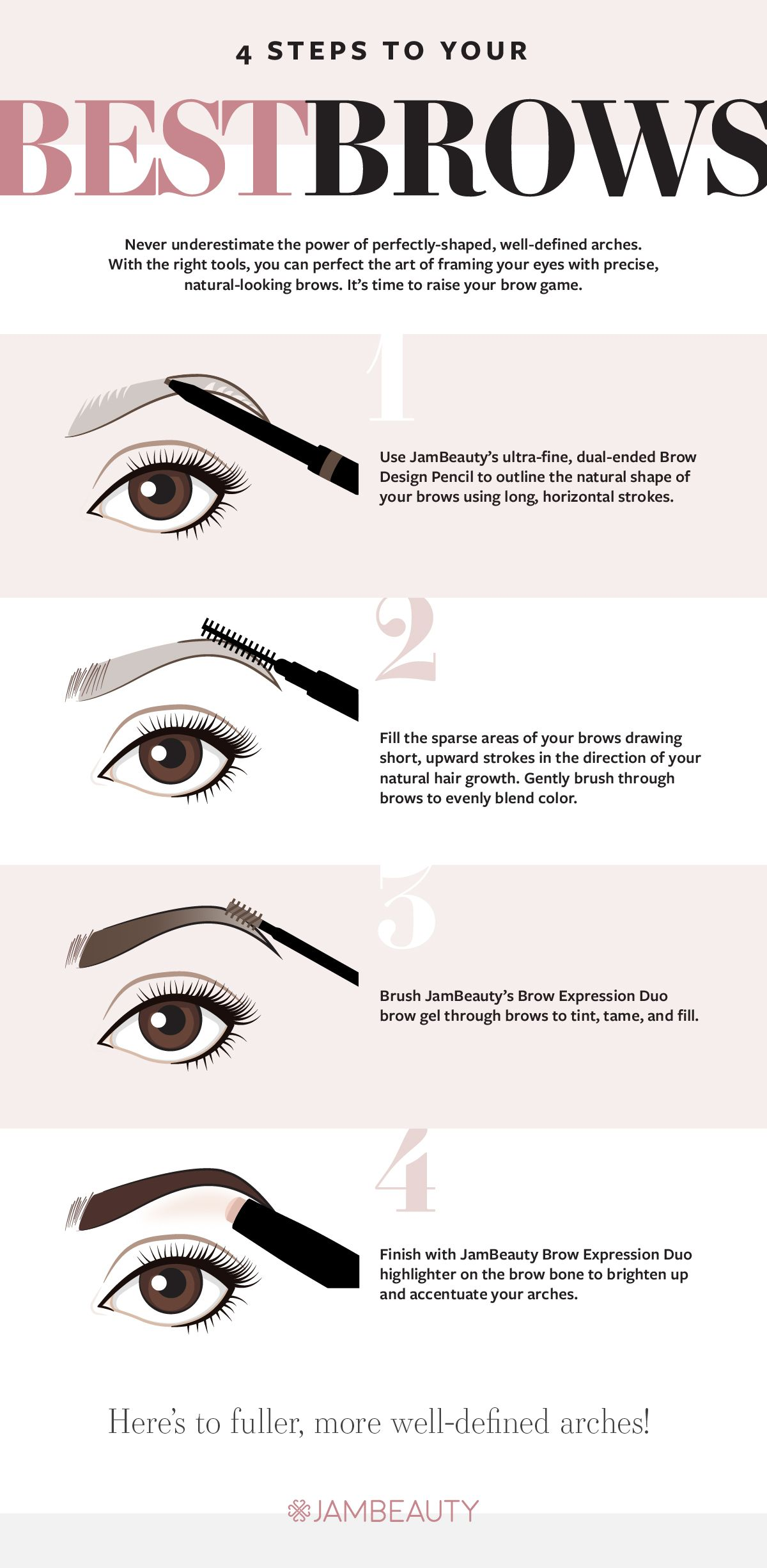 Eyebrow Makeup Made Easy Get A Perfectly Defined Arch With This