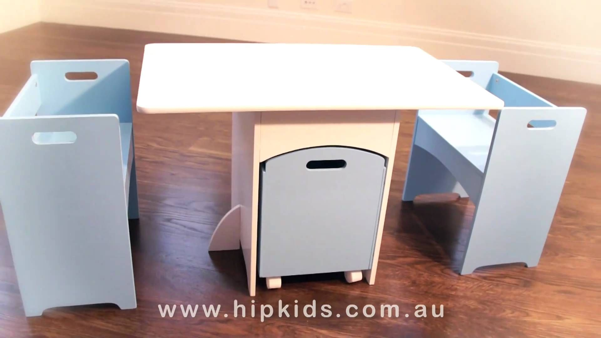 Kids Table And Chairs With Storage Hip Kids Table And Chairs Set W