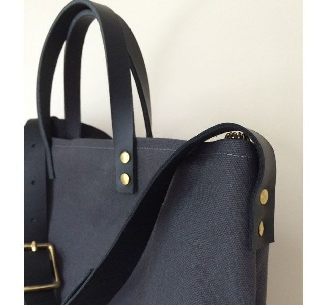 1204f68637 Modern Coup COMMUTER BAG. Premium leather and all brass hardware ...