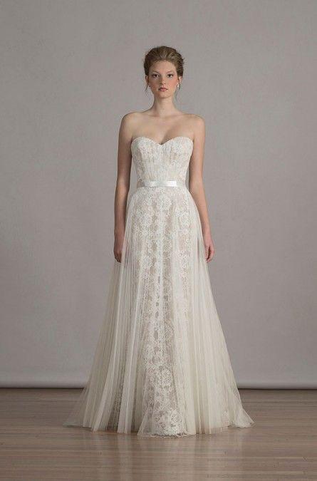 Style 6820 Liancarlo Wedding Dresses Bridal Fashion Week Beautiful Wedding Dresses
