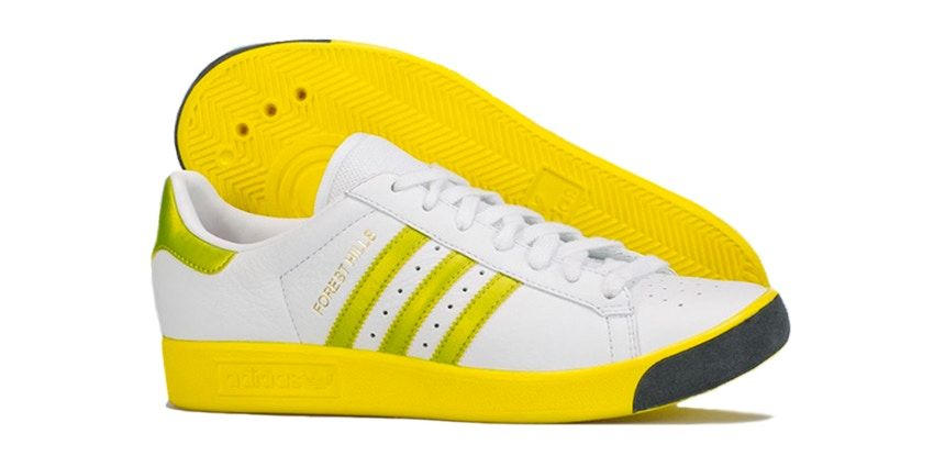 adidas Originals Reissues the OG Forest Hills Model From the