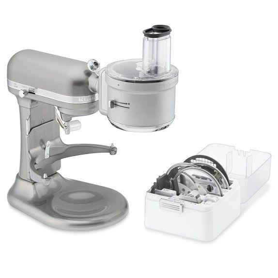 KitchenAid Food Processor Attachment With Dicing Kit.
