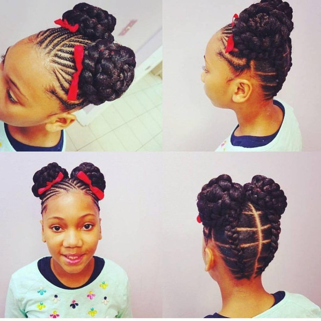 Braided Hairstyles For Kids 43 Hairstyles For Black Girls Click042 Kids Braided Hairstyles Kids Hairstyles Hair Styles