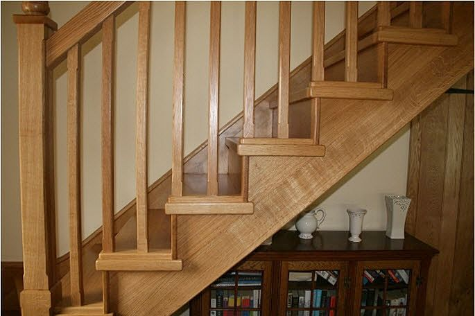Best Wooden Railing Straight Combi Cast Spiral Stairs 400 x 300