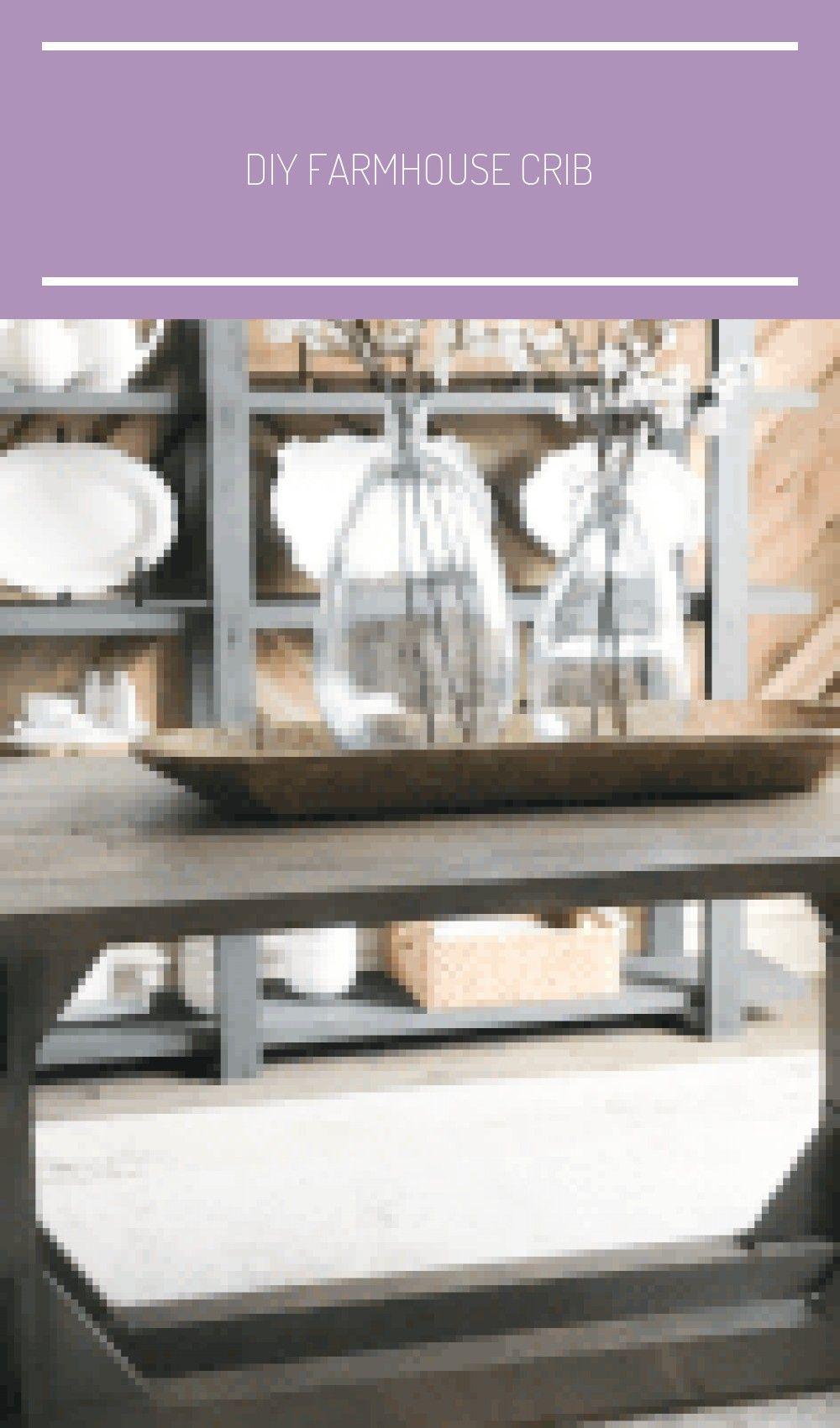 Diy farmhouse crib free tutorial and plans shanty 2