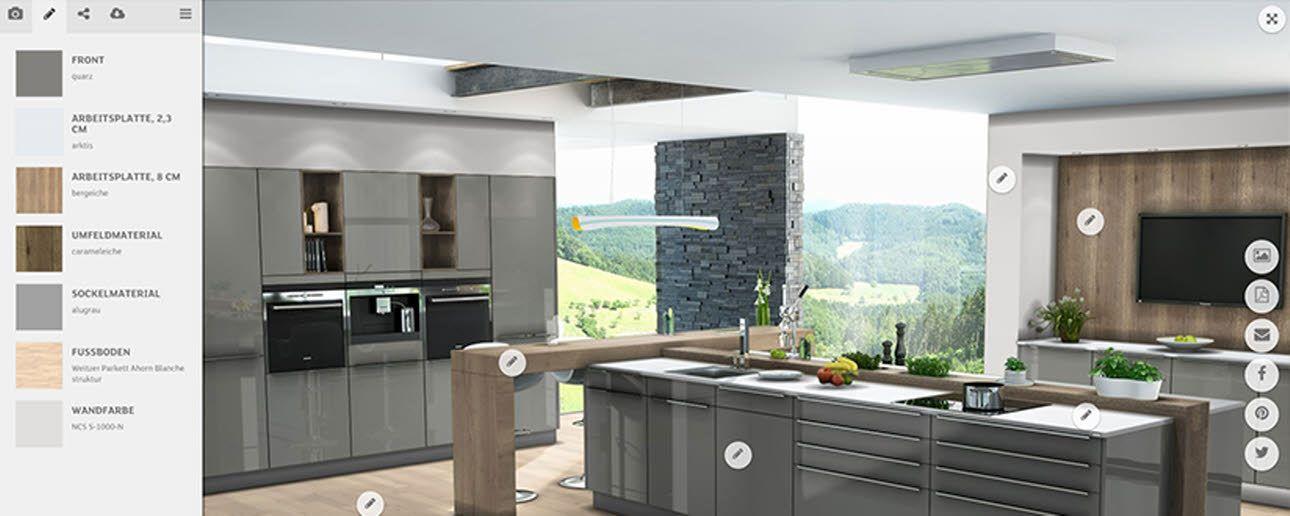 Konfigurator Dura Küche, Haus, Einrichten und wohnen