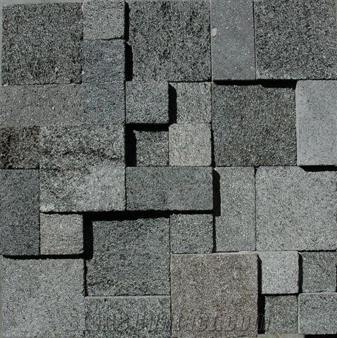 Black Lava Stone Cladding Stone Cladding Lava Stone Stone Facade