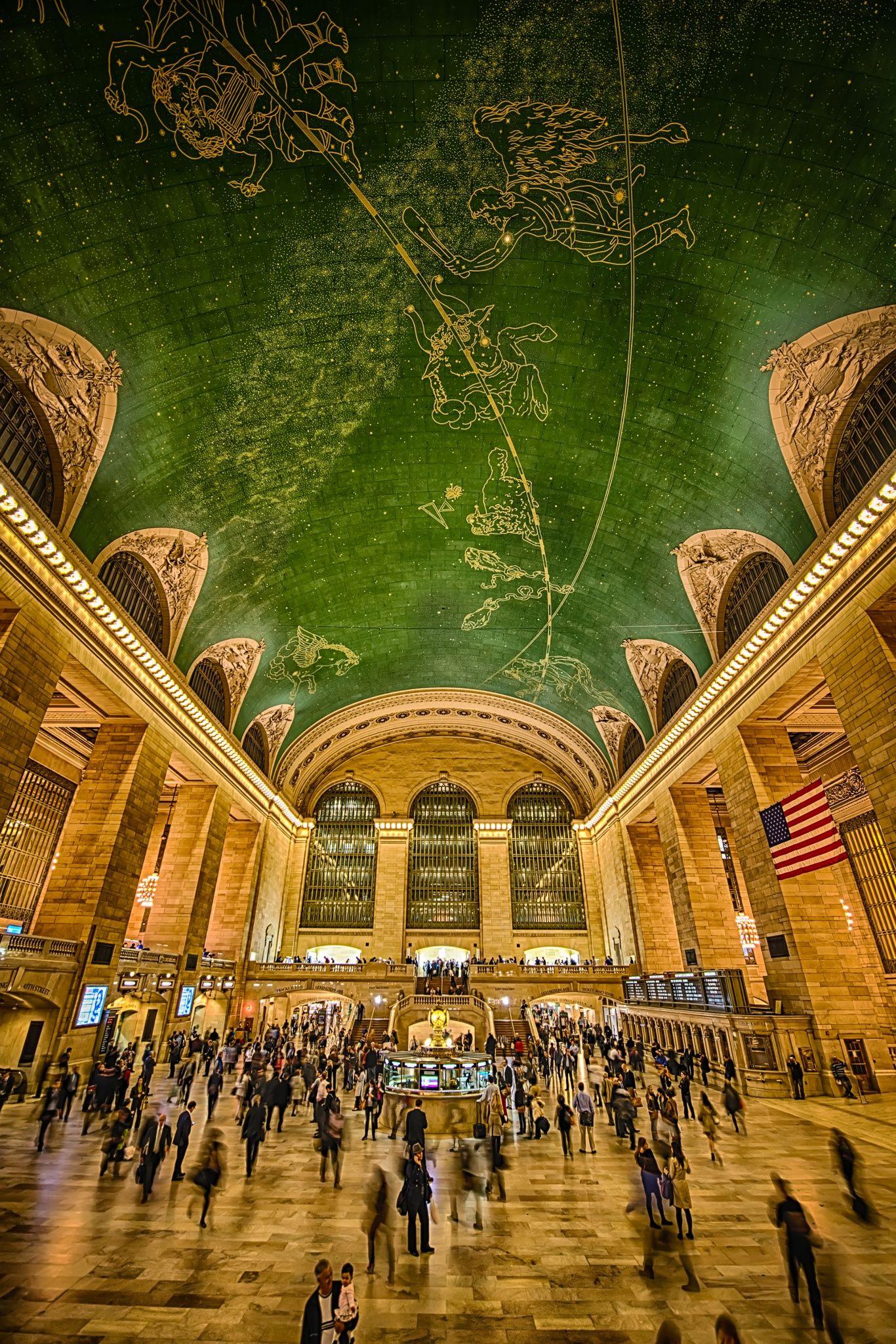 Estación Grand Central de Nueva York