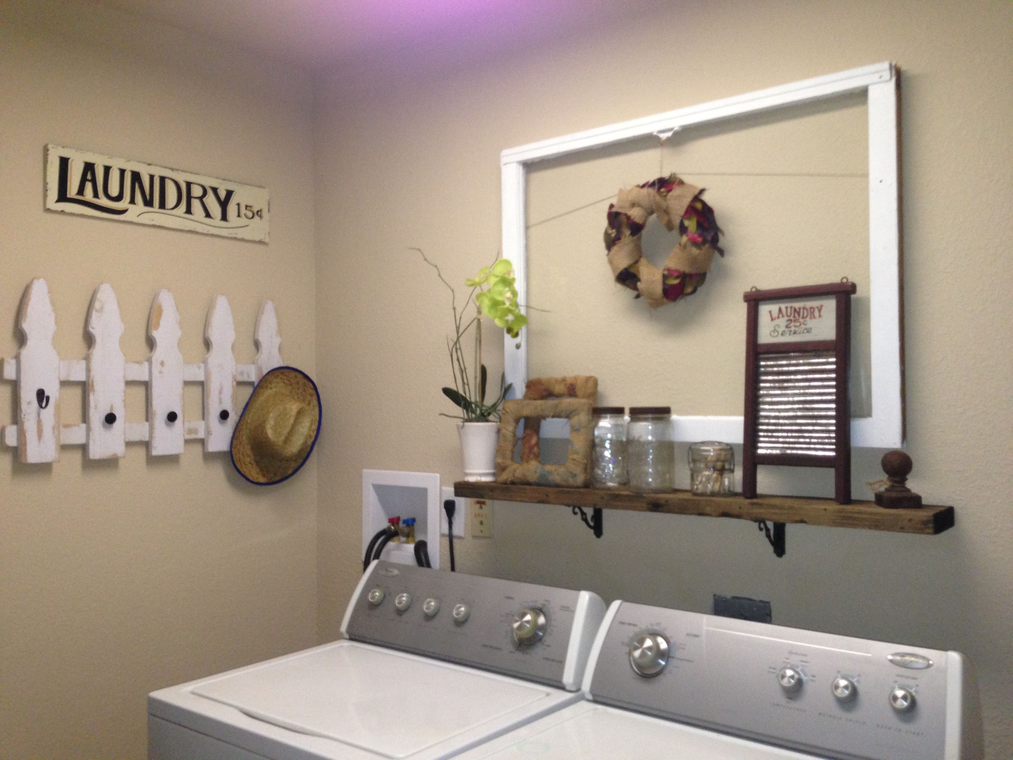 Vintage Laundry Room Home Is Where The Is Pinterest