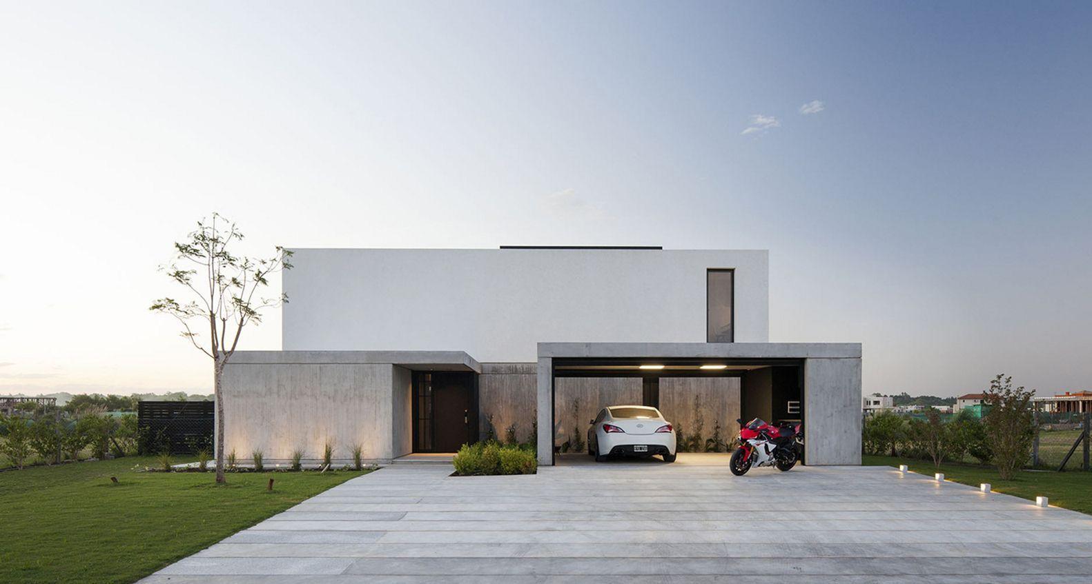 15 Car Garage Design Ideas Besides Minimalist Home Minimalist