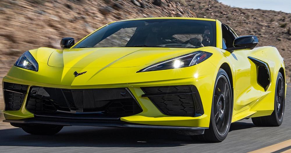 شفروليه كورفيت ستينغراي للعام 2020 معيار جديد للأداء بتصميم غير مسبوق للمحرك الوسطي موقع ويلز Chevrolet Corvette Corvette Chevrolet