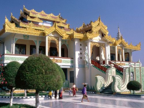 Mandalay, #Myanmar #Burma #Tour #ThreelandTravel