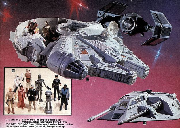 Star Wars   The 14 Most Badass Toy Lines Of The '80s
