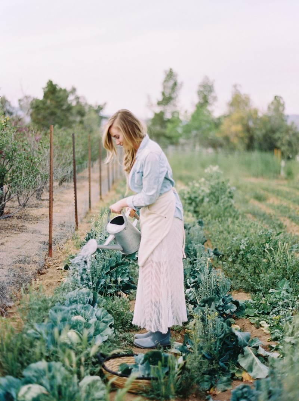 Lilac Farm Lifestyle shoot