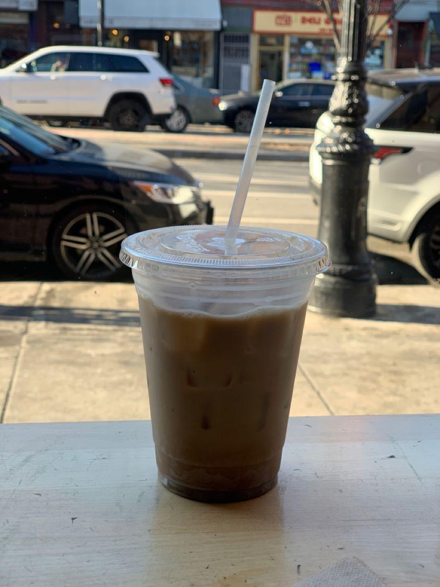 Iced Coffee Ca Phe