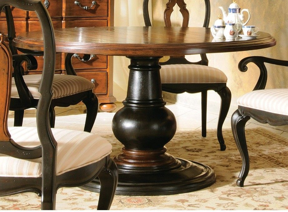Buy Tuscan Estates 72 Round Dining Table By Hekman From Www