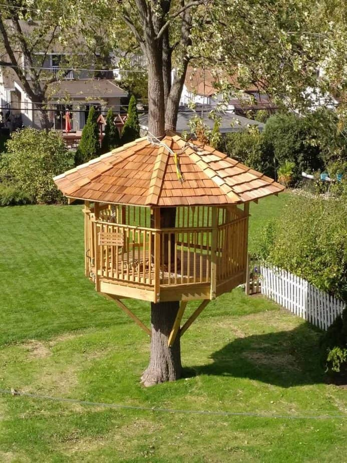 25 Awesome Treehouse Ideas That Your Kids Will Love! in ...