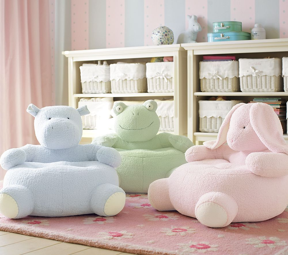 Great Cute Kids Critter Chairs From Prottery Barn Kids Kidsomania | Kidsomania
