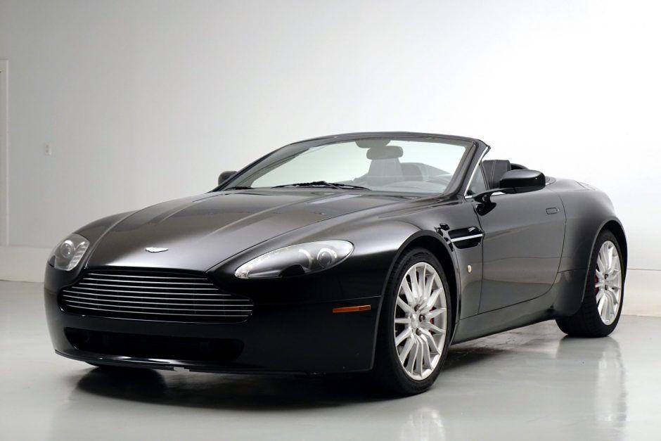 2008 Aston Martin V8 Vantage Roadster Aston Martin V8 Aston Martin Roadsters