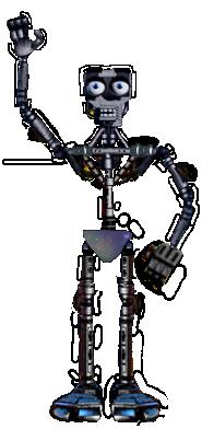 endoskeleton 1 full body by joltgametravel fnaf pinterest fnaf