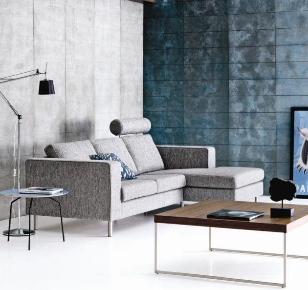 Ausgefallene Sofas designersofas aus leder stoff und co
