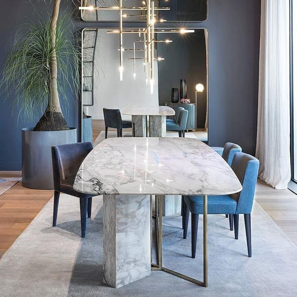 The Aesthetics Of Marble Integrate With Your Living Spaces
