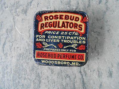 Rosebud-Perfume-Co-Woodsboro-Md-Advertising-Tin-Constipation-Liver-Remedy