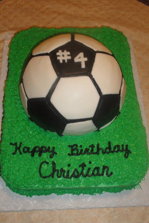 How To Decorate A Soccer Ball Cake Soccer Ball Cake  Party Ideas  Pinterest  Soccer Ball Cake