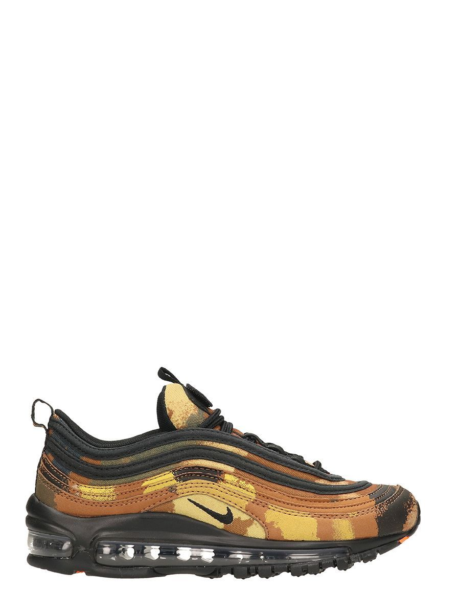 Nike - Nike Air Max 97 Camo Italy Sneakers - camouflage 6e27332cb