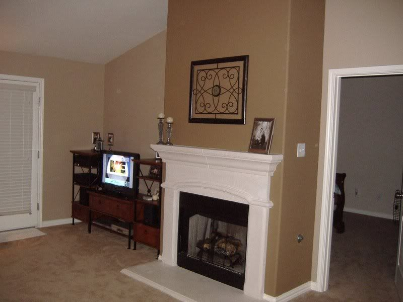The Wall Paint Is Our Living Room Color Painting