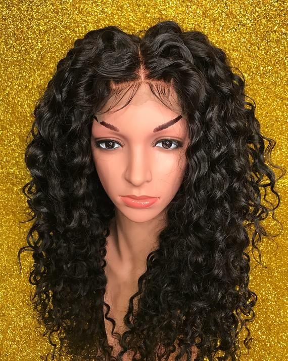Lace front human hair wigs for black women natural hair wigs online cheap  curly wigs for sale d0da544cfa