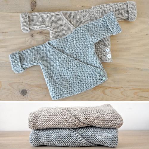 Baby Cardigan - Free Pattern (Beautiful Skills - Crochet Knitting ...