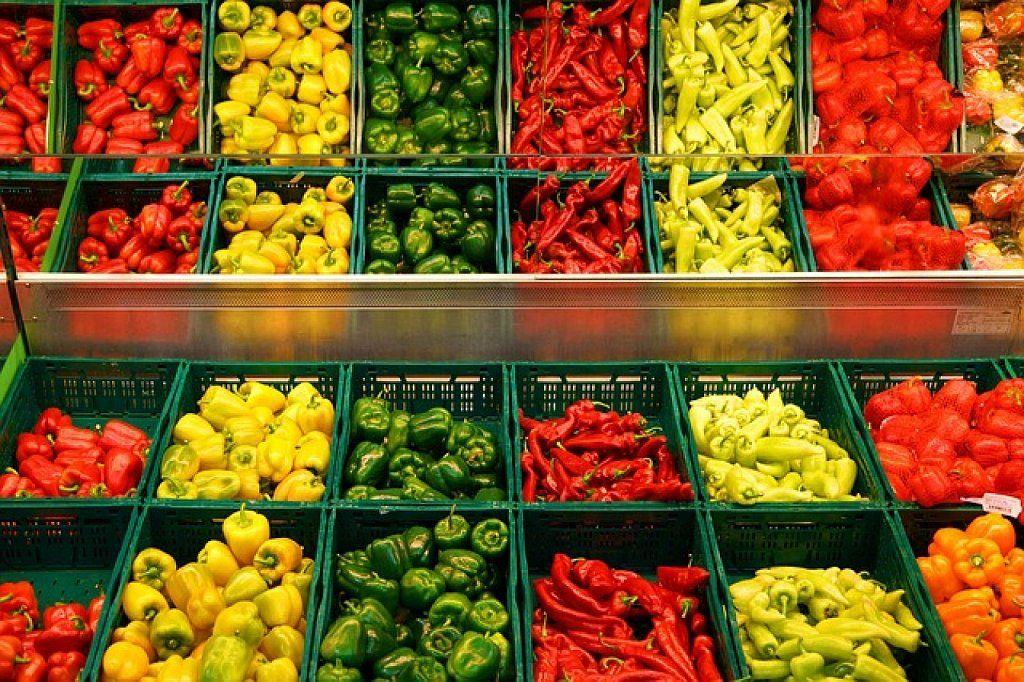 Alimentos ecológicos y una mayor concentración de antioxidantes, ¡cuídate!