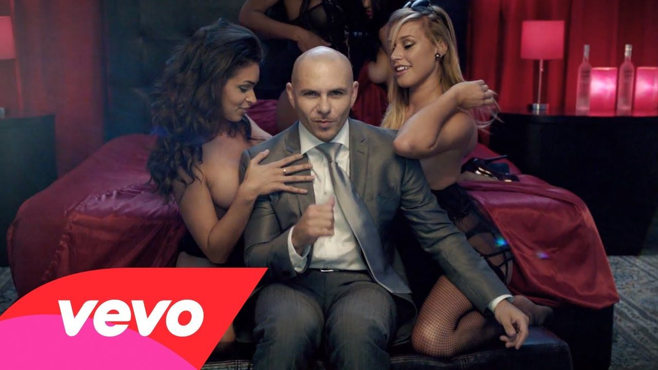 Pitbull Dont Stop The Party Ft Tjr Dance Music Music Videos Music Promotion