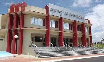 Centro de Convenções- Pirassununga SP Brasil