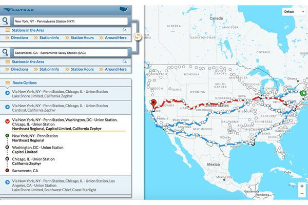 A photo guide to traveling on amtrak train travel and vacation publicscrutiny