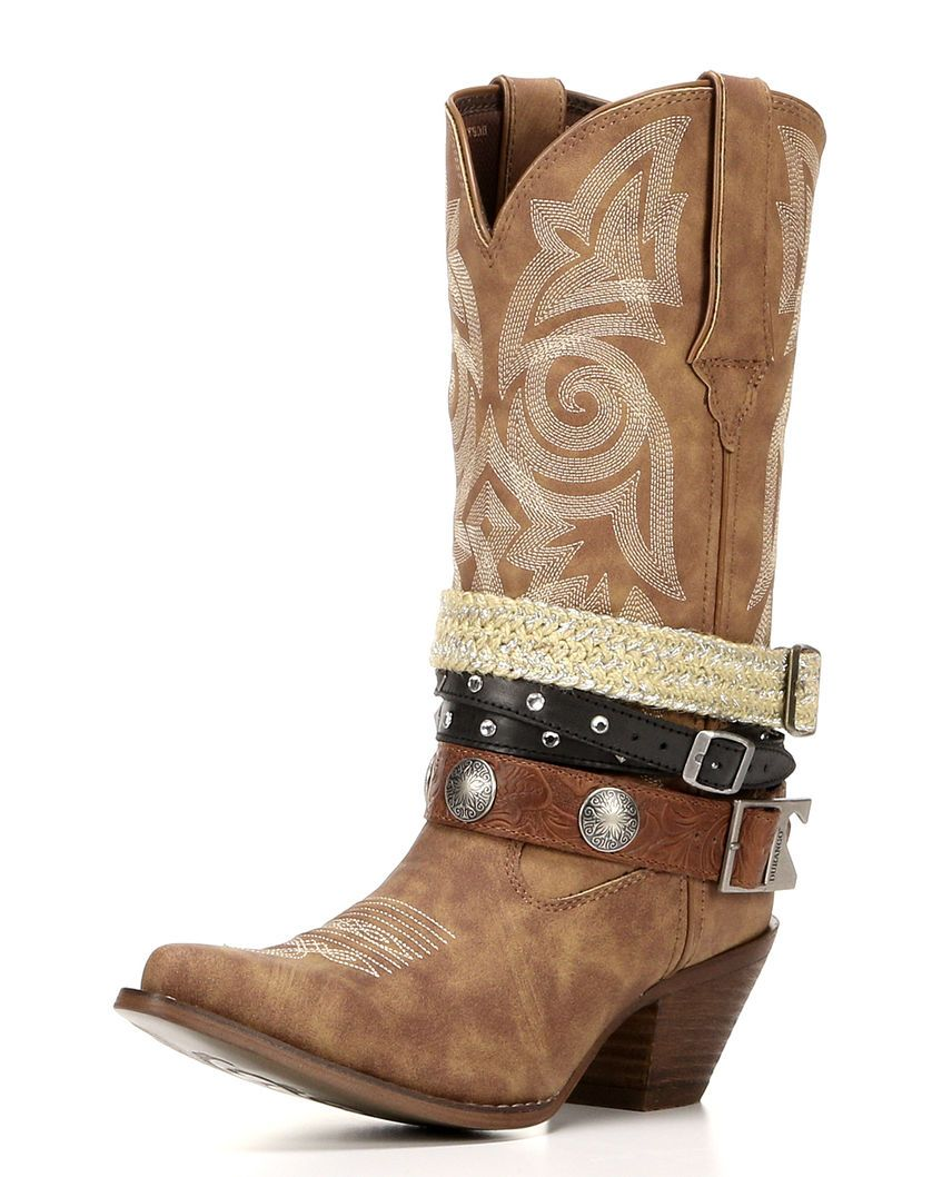 730ffab4d80 Durango   Women's Crush Accessory Western Boot   Country Outfitter ...